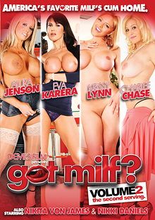 Got MILF 2: The Second Serving cover