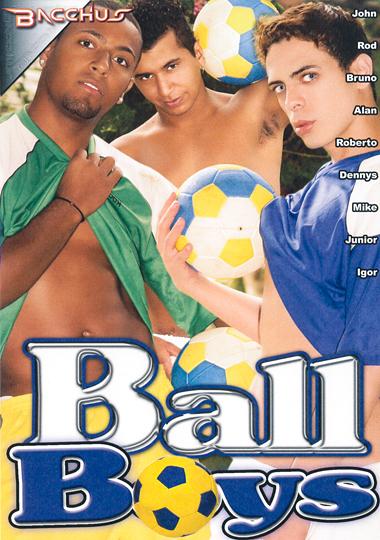 Ball Boys cover