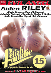 Fetish Fanatic 15 cover