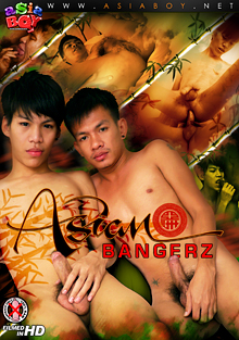 Asian Bangerz cover
