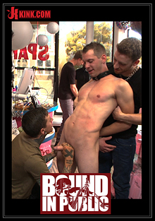 Bound In Public: The Balloon Shop Whore cover