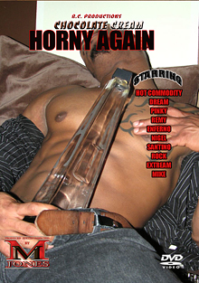 Horny Again cover