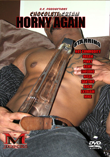 Horny Again cover