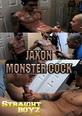 Jaxon Monster Cock