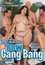 My Favorite BBW Gang Bang 10