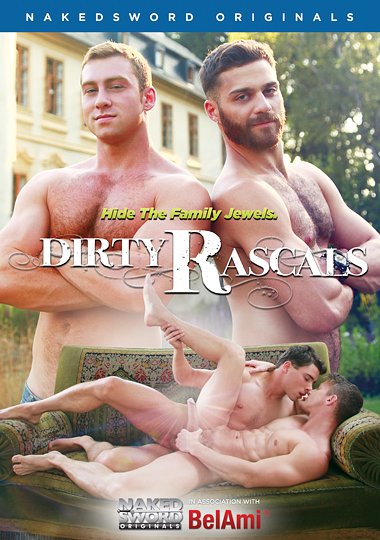 Dirty Rascals Cover 1