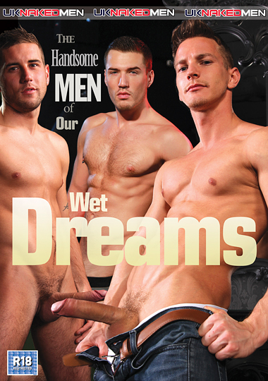 The Handsome Men Of Our Wet Dreams cover