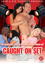 Caught On Set Xvideos
