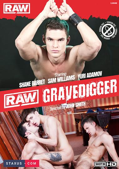 Raw Gravedigger cover