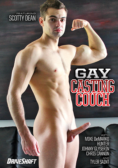 Gay Casting Couch cover