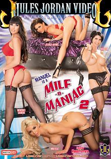Manuel Is A MILF-O-Maniac 2 cover