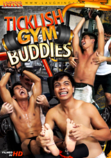 Ticklish Gym Buddies