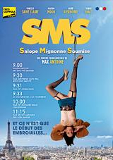 SMS: Salope Mignonne Soumise