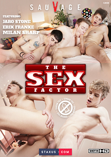 The Sex Factor cover