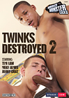 Bareback Monster Cocks: Twinks Destroyed 2