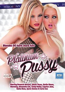 Platinum Pussy cover