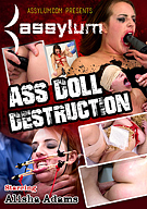 Ass Doll Destruction