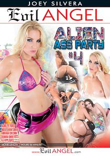 Alien Ass Party 4 cover