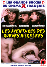 The Fuck Adventures Of The Wild Dicks - French