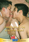 Three Boys On A House Boat