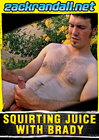 Squirting Juice With Brady