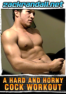 A Hard And Horny Cock Workout
