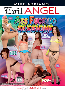 Ass Fucking Sessions cover