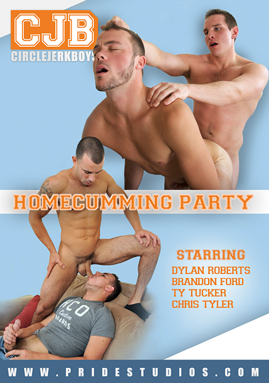 Homecumming Party cover