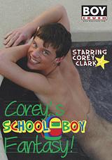 Corey's School Boy Fantasy