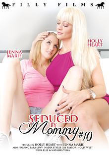 Seduced By Mommy 10 cover