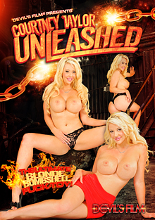 Courtney Taylor Unleashed cover