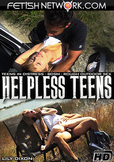 Helpless Teens: Lily Dixon cover