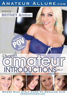 Amateur Introductions 4 cover