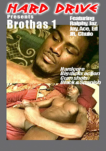 Thug Dick 414: Brothas 1 cover