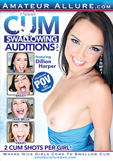 Cum Swallowing Auditions 3