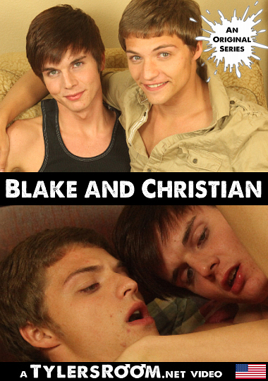 Blake And Christian cover