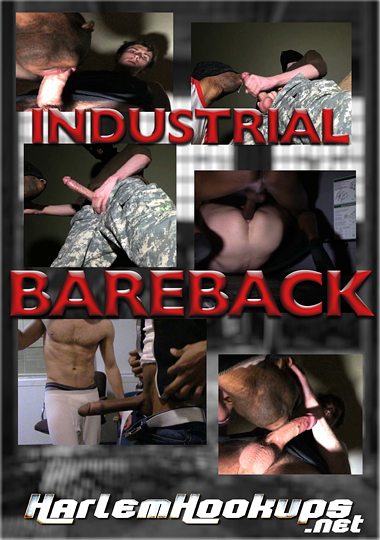 Industrial Bareback cover