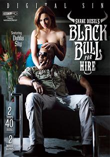 Shane Diesel's Black Bull For Hire cover