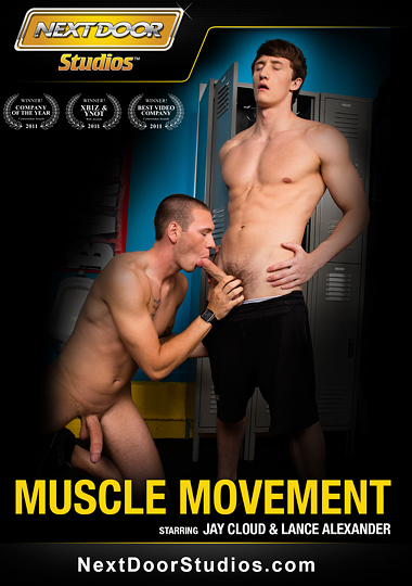 Muscle Movement Cover Front
