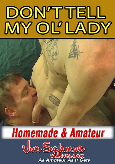 Don't Tell My Ol' Lady cover