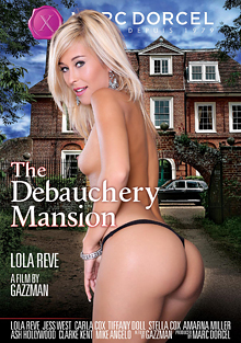 The Debauchery Mansion cover