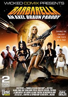 Barbarella XXX: An Axel Braun Parody cover
