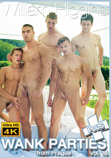 Wank Parties Plus From Prague 16 cover
