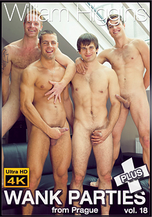 Wank Parties Plus From Prague 18 cover
