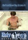 Bathtub Boner Boy Strokes It