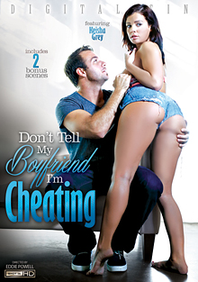 Don't Tell My Boyfriend I'm Cheating cover