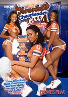 Chocolate Cheerleader Camp 4