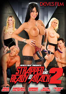 Strapped And Ready To Attack 2 cover