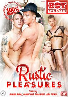 Rustic Pleasures cover