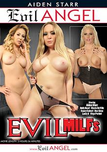Evil MILFs cover